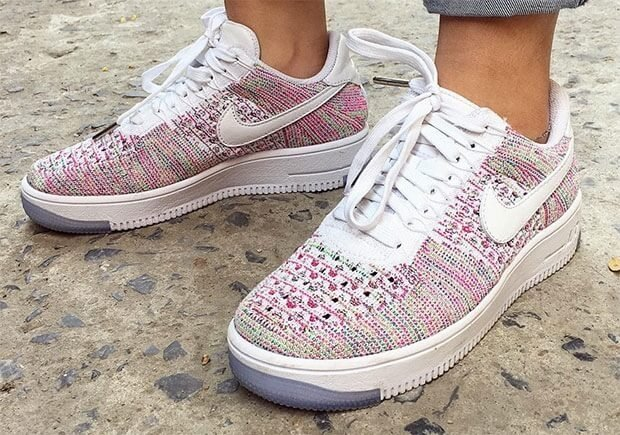 b0a72b0e Кроссовки Nike Air Force 1 Ultra Flyknit Low