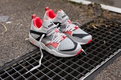 "Кроссовки Puma Blaze Of Glory ""Crackle"