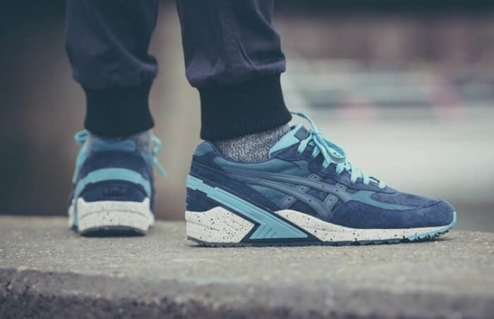 "Кроссовки Ronnie Fieg x Asics Gel Sight ""Atlantic"""