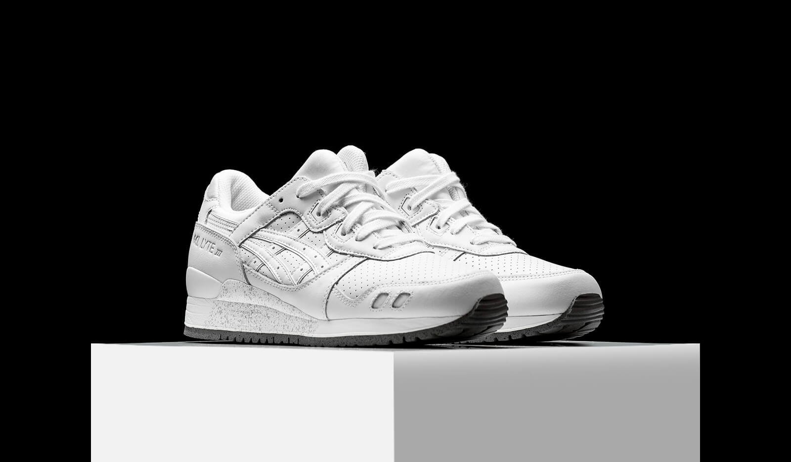 Кроссовки Asics Gel Lyte III Pure Pack