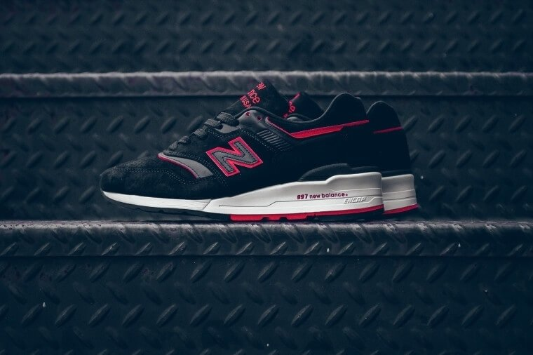 "Кроссовки New Balance M997DEXP ""Air Exploration"""
