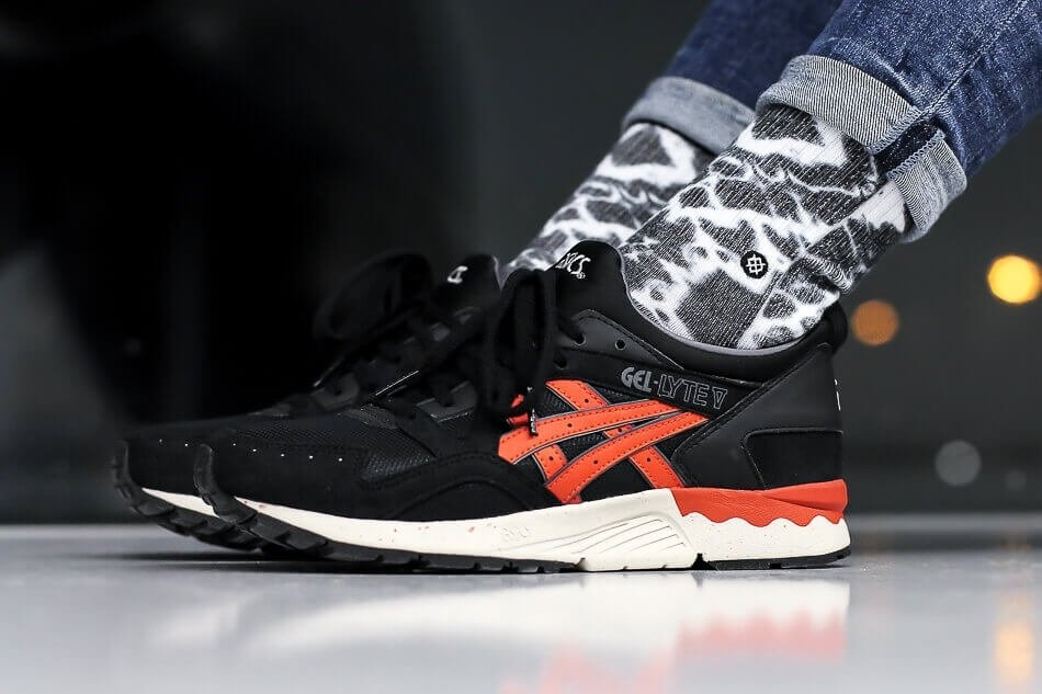 Кроссовки Asics Gel Lyte V City Pack