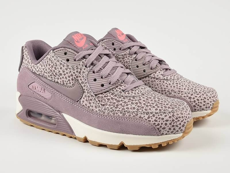 Кроссовки Nike Air Max 90 Safari Premium Fog Pack