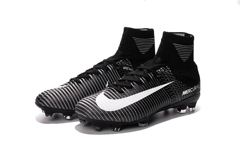 Футбольные бутсы Nike Mercurial Superfly V Black