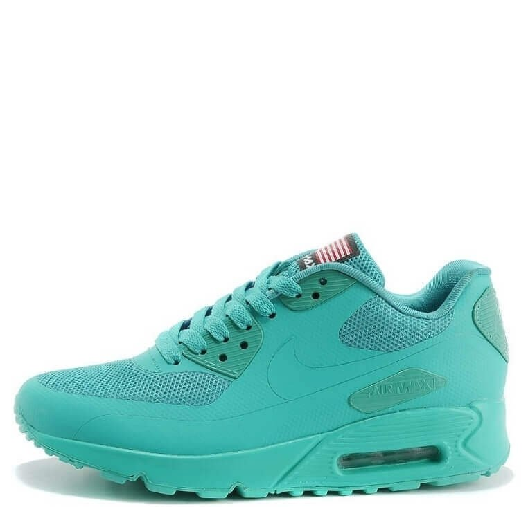 3e7e154e2d03 Купить кроссовки Nike Air Max 90 Hyperfuse Independence Day (мятные)