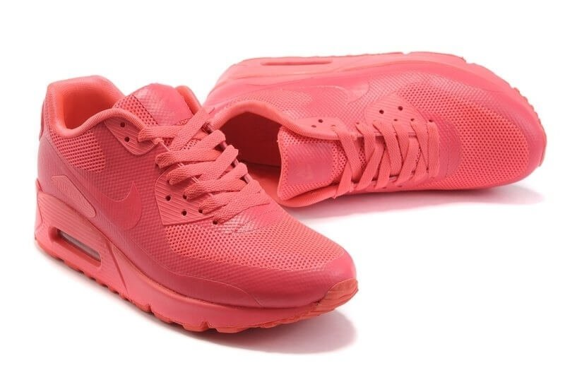 купить Nike Air Max 90 Hyperfuse (кораловые)