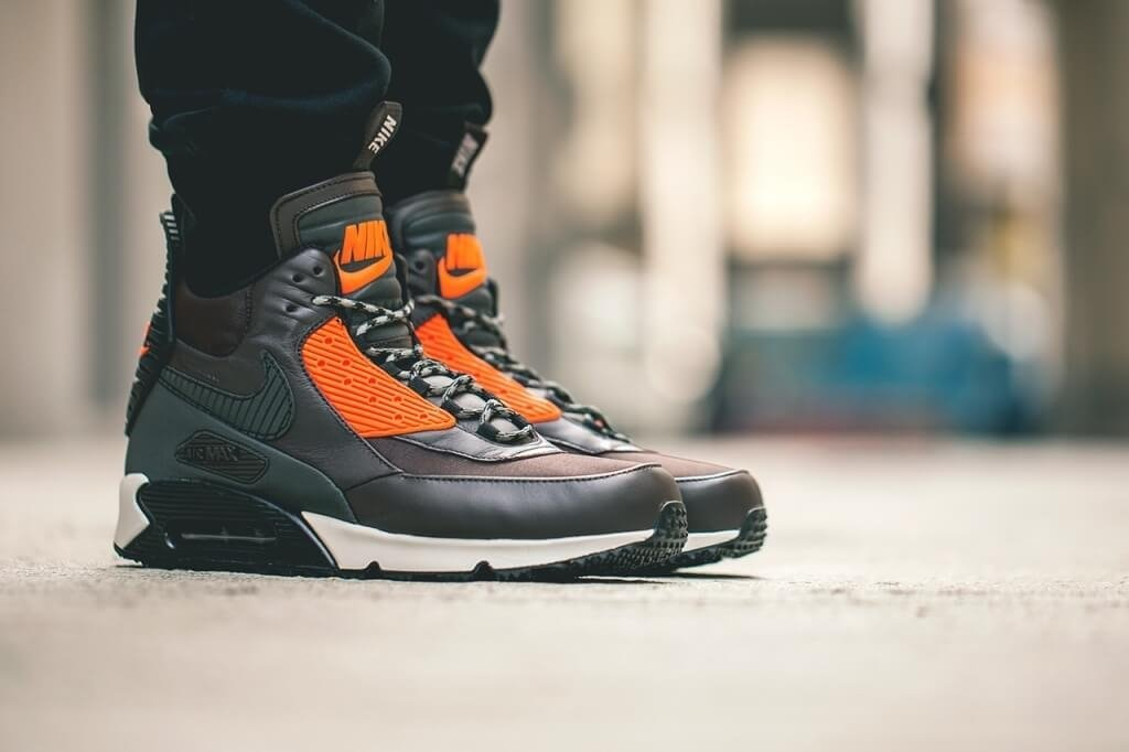 Кроссовки Nike Air Max 90 SneakerBoot