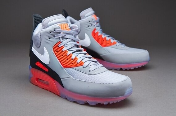 Кроссовки Nike Air Max 90 SneakerBoot Ice