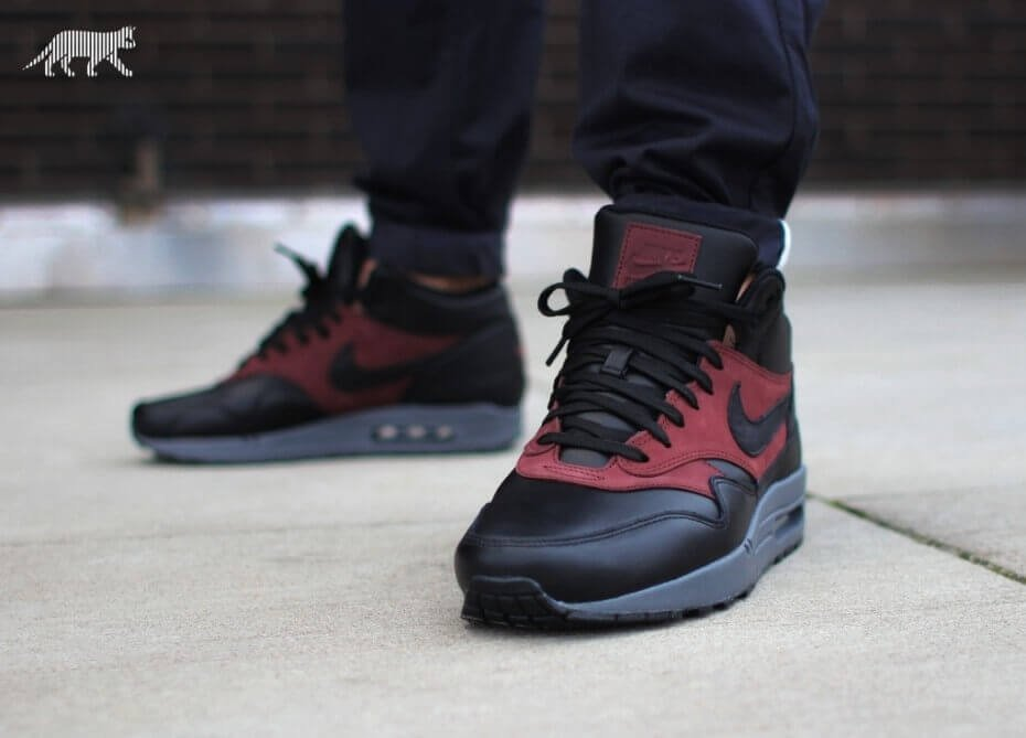 Кроссовки Nike Air Max 90 Mid Deluxe QS