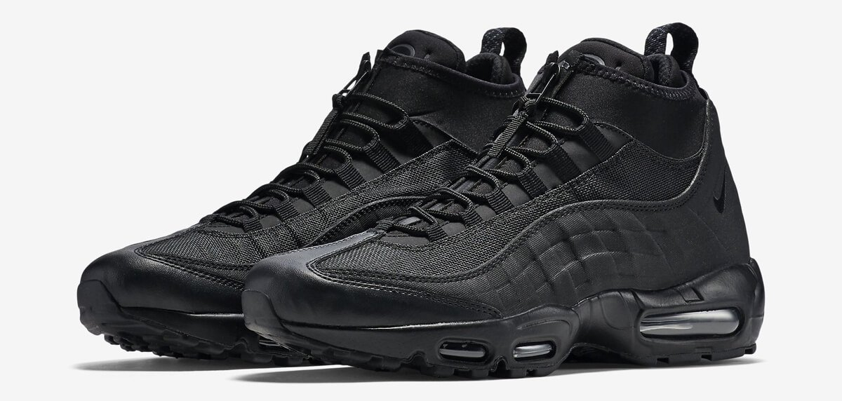He reconocido Onza Leia  Кроссовки Nike Air Max 95 Sneakerboot