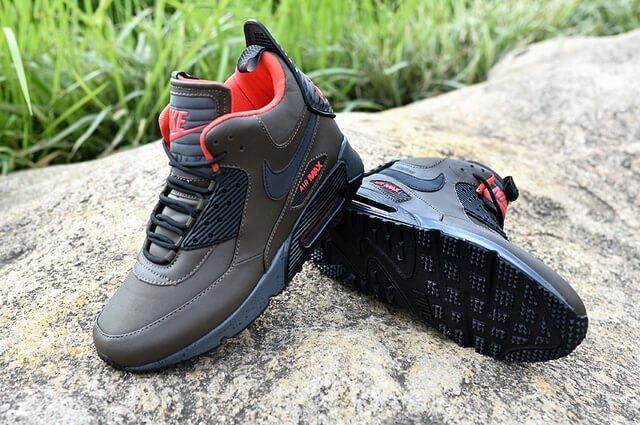 1e5b8b02 Кроссовки Nike Air Max 90 SneakerBoot Winter