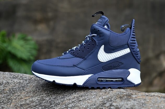1d9eea9f Кроссовки Nike Air Max 90 SneakerBoot Winter