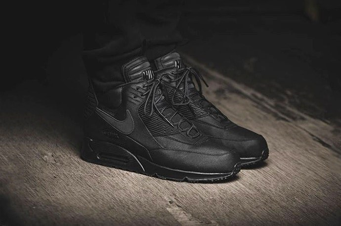 Кроссовки Nike Air Max 90 SneakerBoot Winter