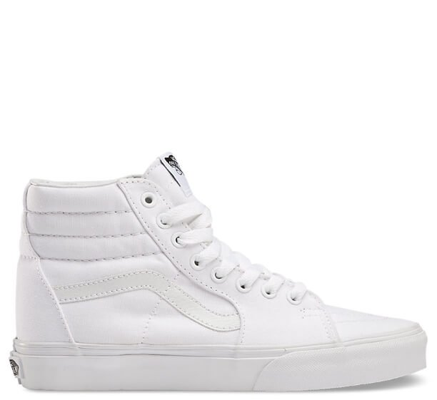 Зимние кеды Vans High Tops Casual Velvet