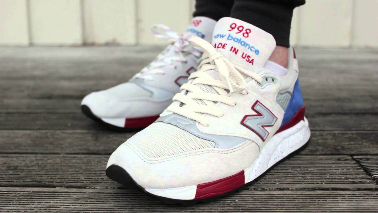 Кроссовки New Balance 998 Bt National Parks