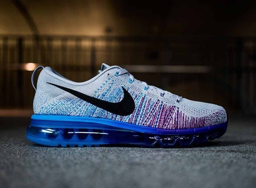 Nike Air Max Flyknit 2014 Wolf Grey