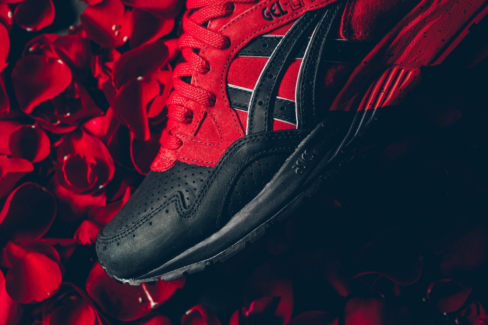 Кроссовки Asics Gel Lyte V Bulls Of Pamplona Pack