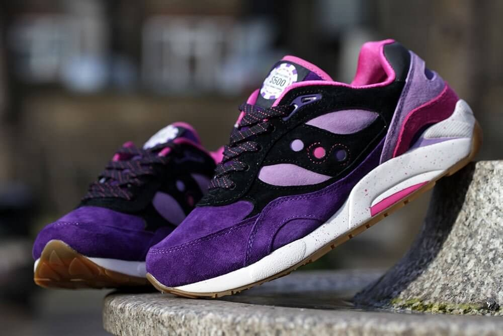Кроссовки Saucony x Feature G9 Shadow 6
