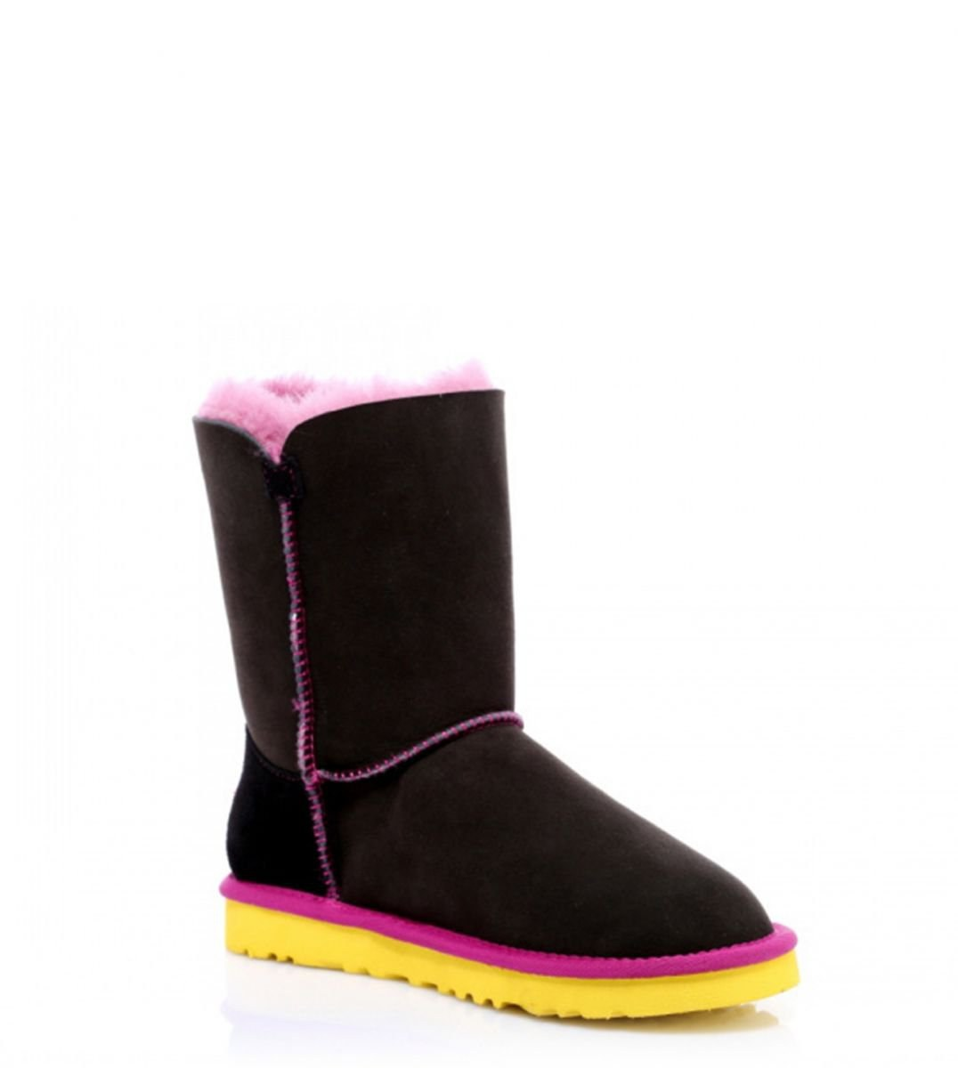 UGG Bailey Button Noir