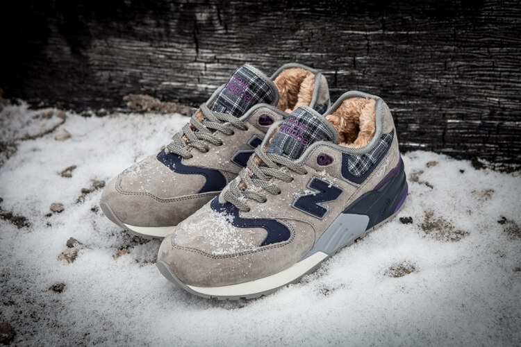 Кроссовки New Balance 999 Winter