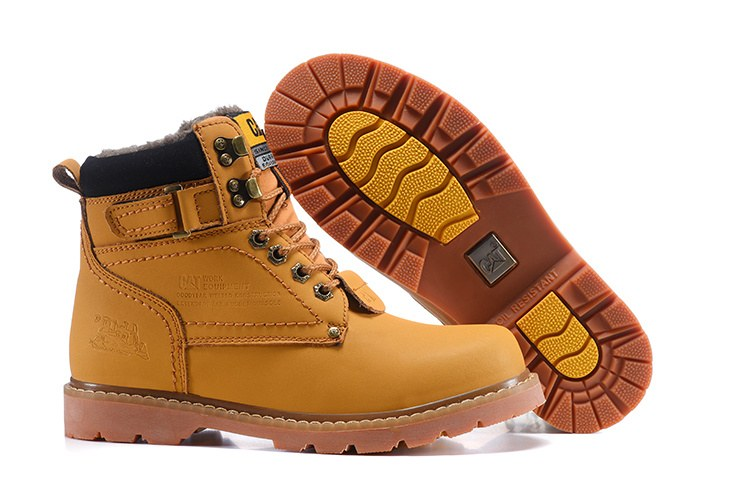 Ботинки Caterpillar Second Shift Boots