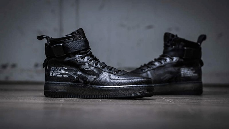 Кроссовки Nike Special Field Air Force 1 Mid