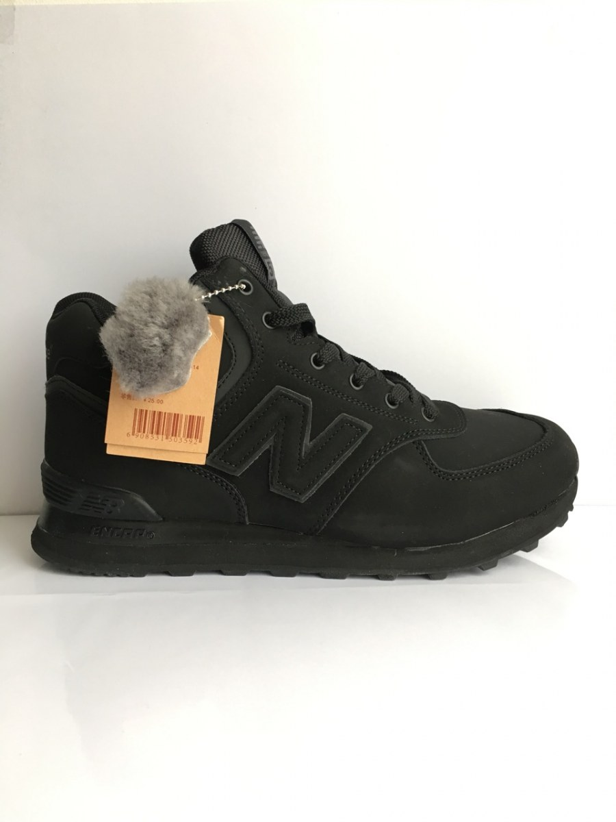 Кроссовки New Balance 574 Winter High