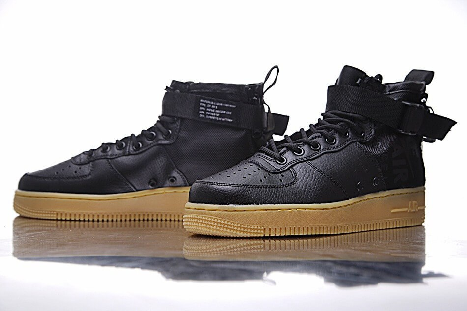 Кроссовки Nike SF Air Force 1 Utility Mid