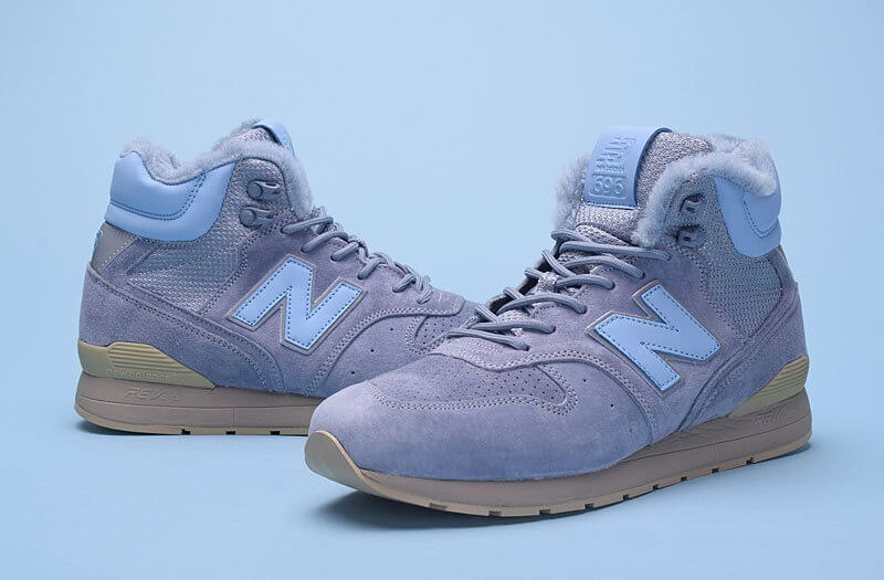 ... Кроссовки New Balance 696 Hight Winter