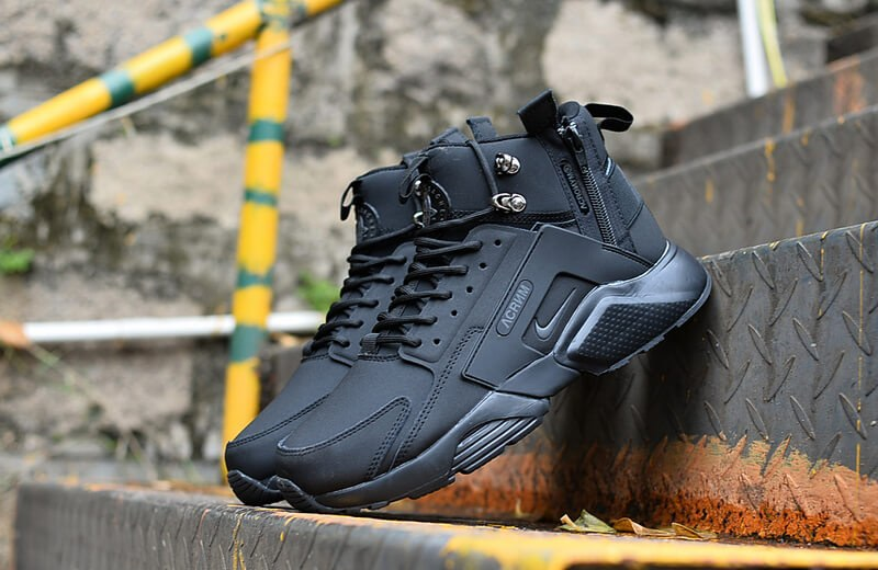 02e9766e ... Кроссовки Nike Huarache X Acronym City MID Leather