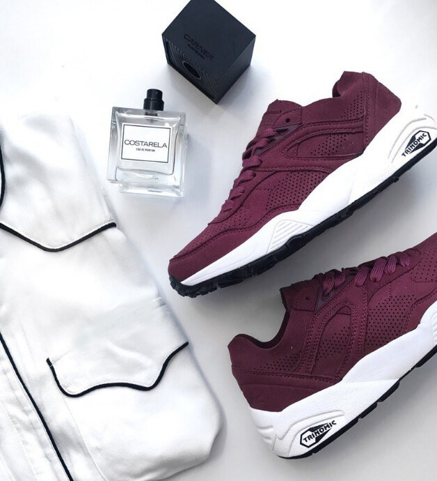 Кроссовки Puma Trinomic R698 Soft Pack