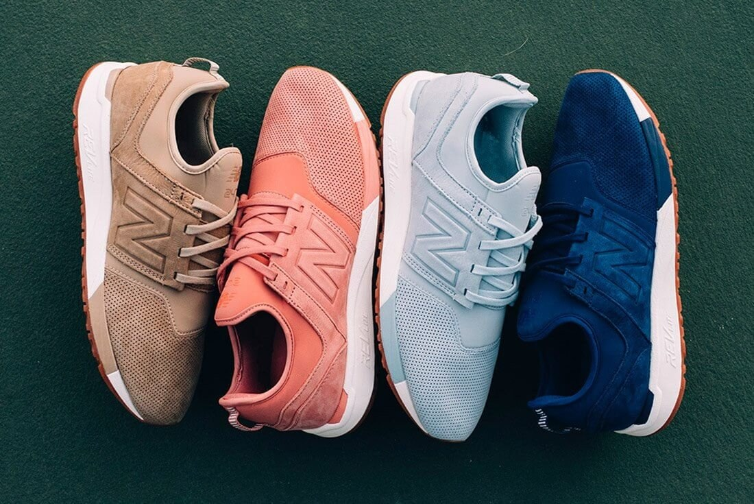 ... Кроссовки New Balance 247 Dawn Til Dusk Pack