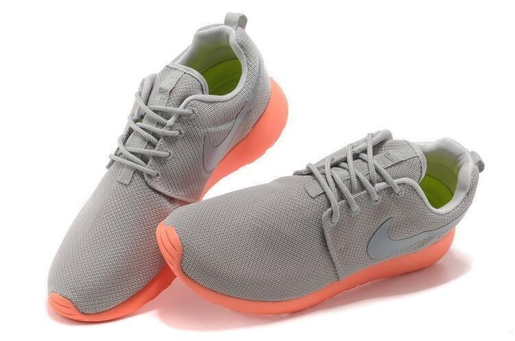 quality design 7309d b8446 ... coupon code for nike roshe run light grey coral 9f341 d12b3
