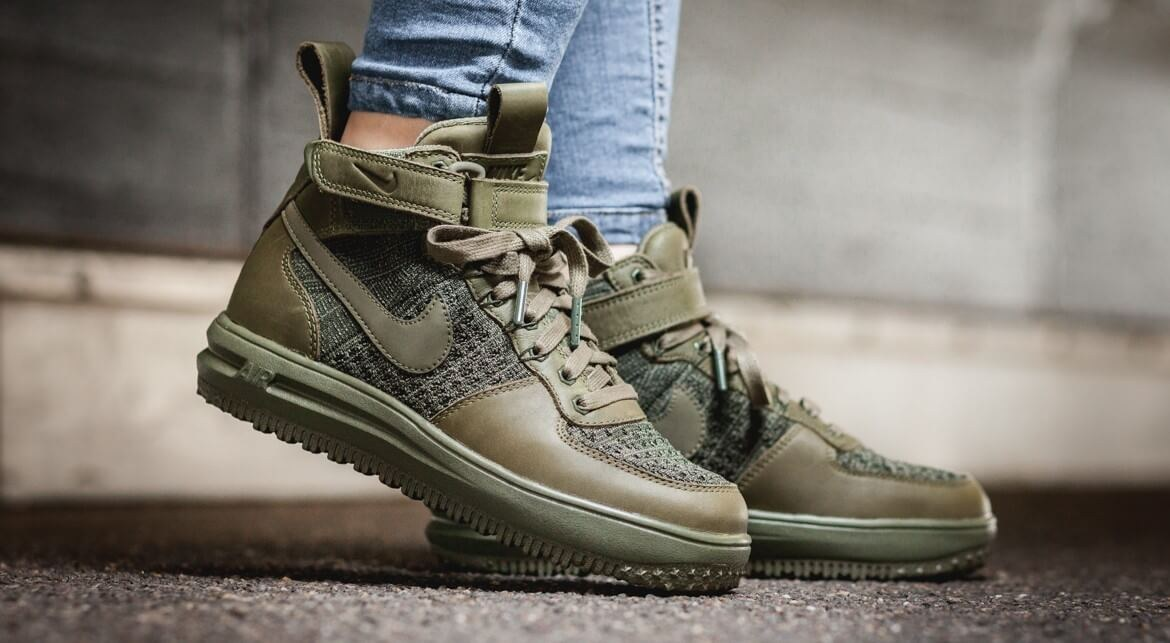 Nike Lunar Force 1 Flyknit Workboot Medium