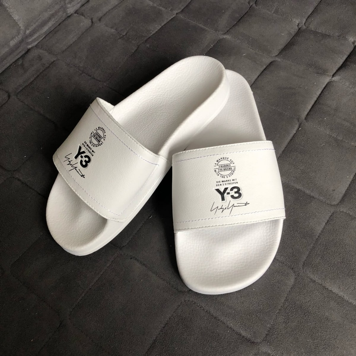 Шлепанцы Adidas x Y-3