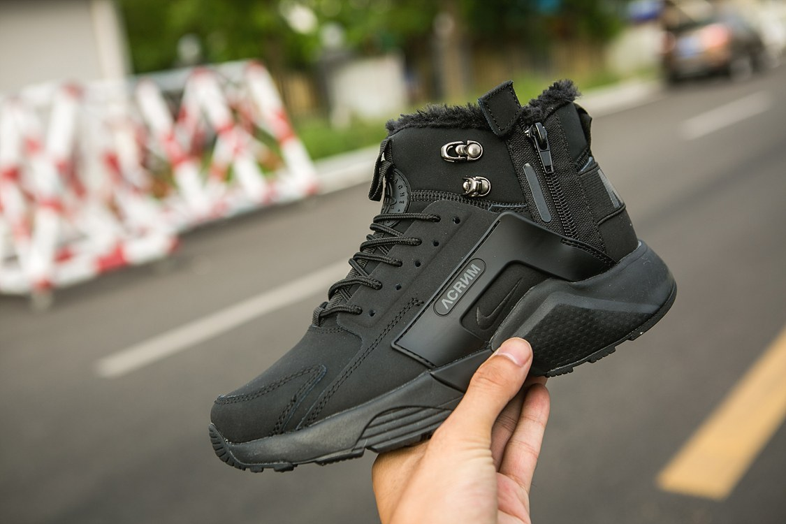 Кроссовки Nike Huarache X Acronym City MID Leather