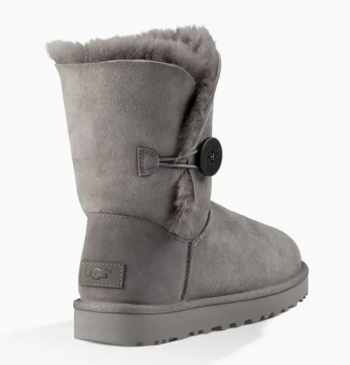 купить UGG Bailey Button (серые)