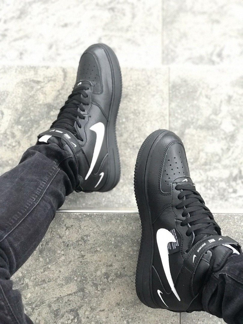 87adc719 Кроссовки Nike Air Force 1 Mid '07 LV8