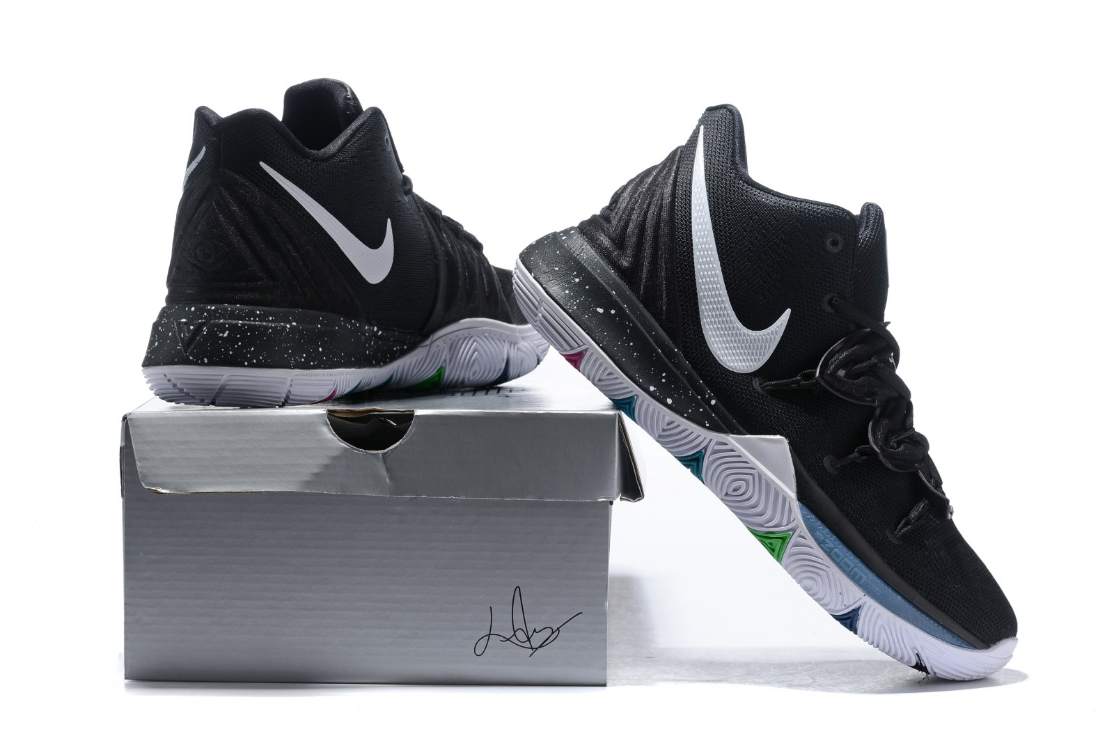 "Nike Kyrie 5 ""Black/Multi"""