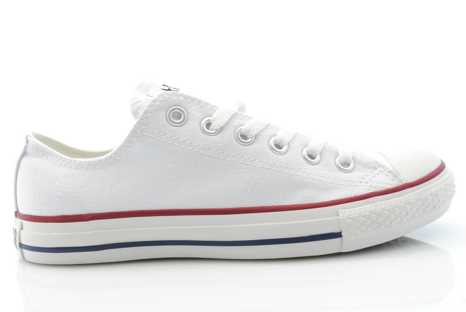 Converse All Stars White Low