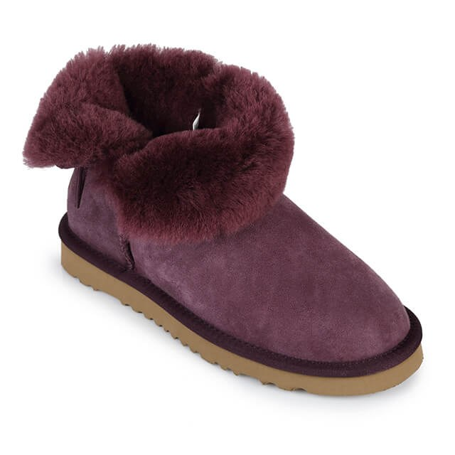 UGG Mini Bailey Button Lavender
