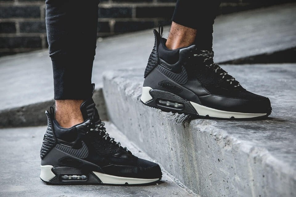 55f07665 ... Кроссовки Nike Air Max 90 Winter Sneakerboot