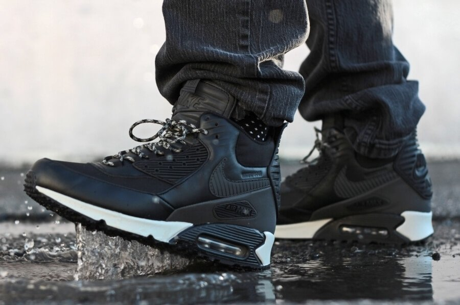 ... Кроссовки Nike Air Max 90 Winter Sneakerboot