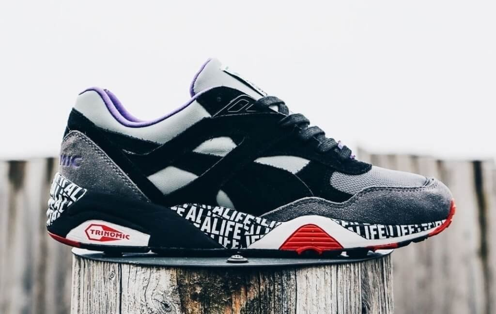 Puma R698 x Stuck Up x Alife