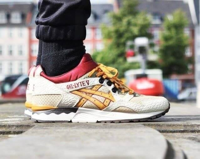 Asics Gel-Lyte V Workwear Pack