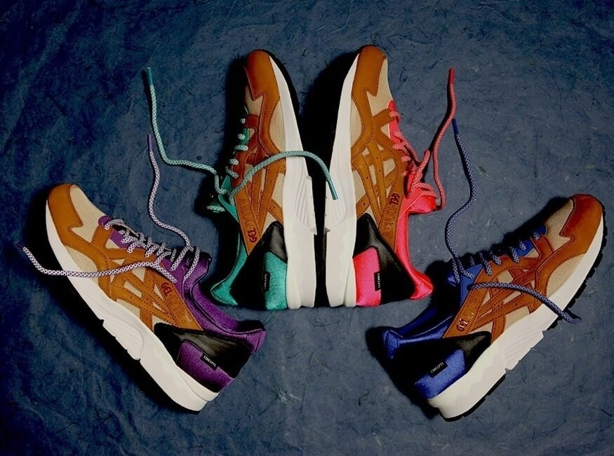 Asics Gel-Lyte V x Concepts Mix & Match