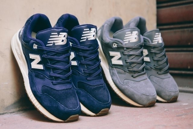 New Balance M530 90s Running Solids