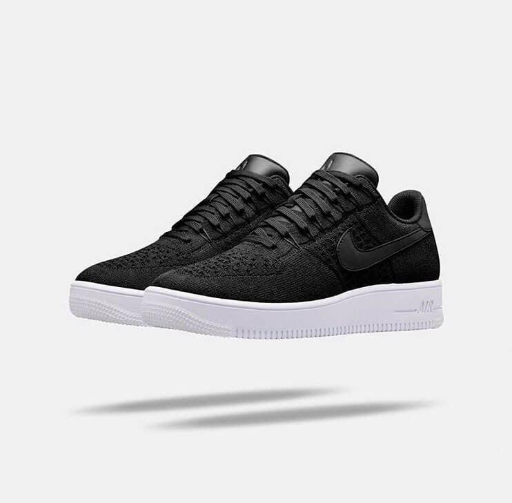 ad3c3fcd Кроссовки Nike Air Force 1 Ultra Flyknit Low