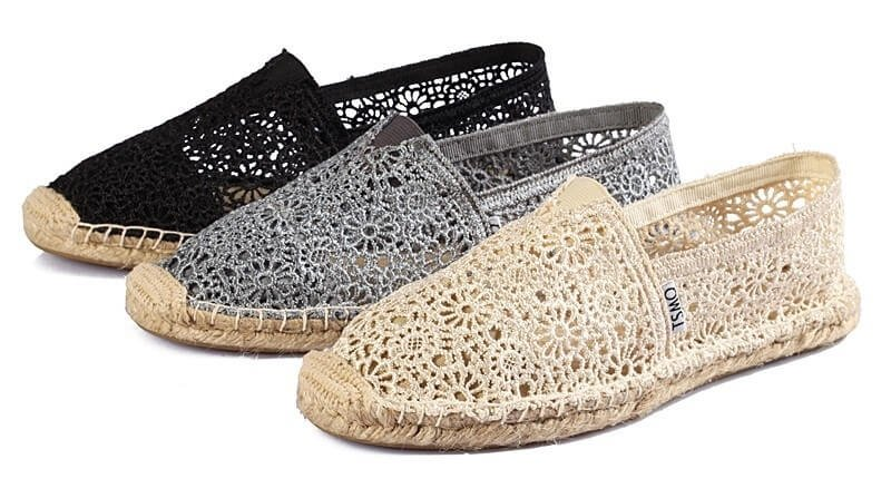 Toms Classic Lace