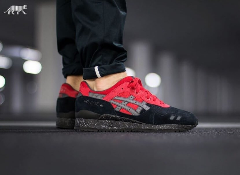 Asics Gel Lyte III Bad Santa